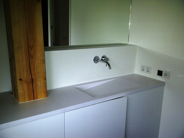 Granietshop voor uw keuken werkblad van graniet caesarstone en silestone - Prijs graniet werkblad ...